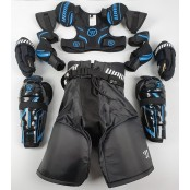 "Warrior ICE HOCKEY YOUTH ""Starter Kit"", Beginners Hockey Kit"