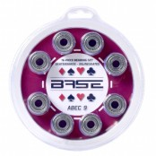 BASE Inline and Roller Wheel Bearings ABEC 9 - 16 pcs Blister Pack