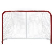 "Winnwell Proform Hockey Net 72"" W/ 2"" Posts & Quiknet Mesh Ice, Inline or Street Hockey Net, FULL SIZE Hockey Goal"