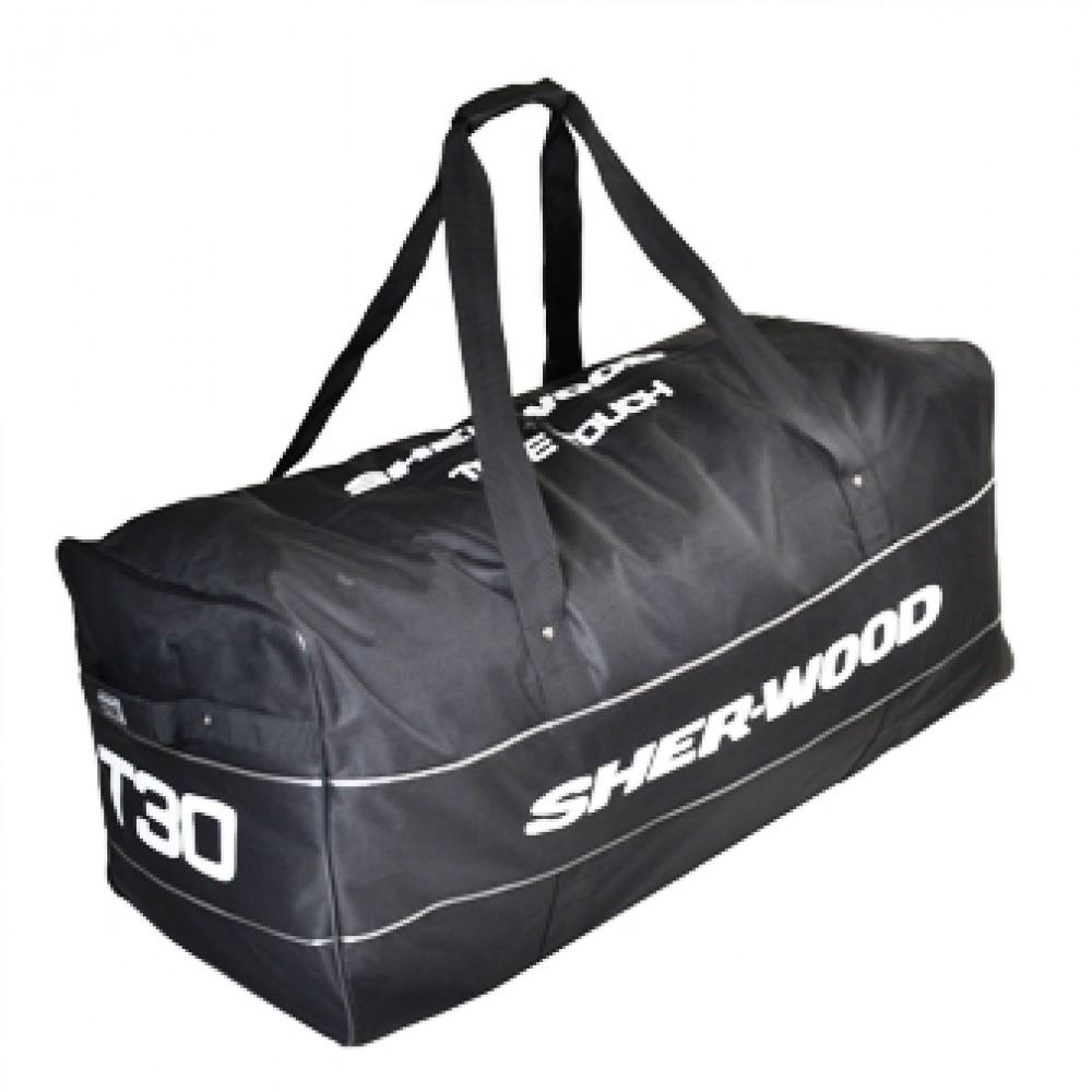 Sher Wood True Touch T80 Ii Grip Senior Hockey Stick: Sherwood T30 Cheap Hockey Bag (no Wheels)