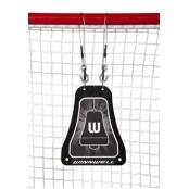 ,Winnwell Metal Shooting bell Target Skills Targets, Hockey Net Target, Ice Hockey Skills Training