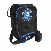 Blue Sports Deluxe Puck Bag