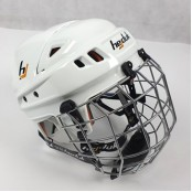 Hejduk XX Helmet Combo Cage Hockey Helmet And Wire Mask Combo