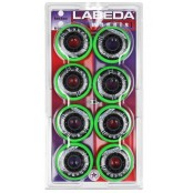 Labeda Shooter 78A Roller Hockey Wheel - Green  inline skate wheels
