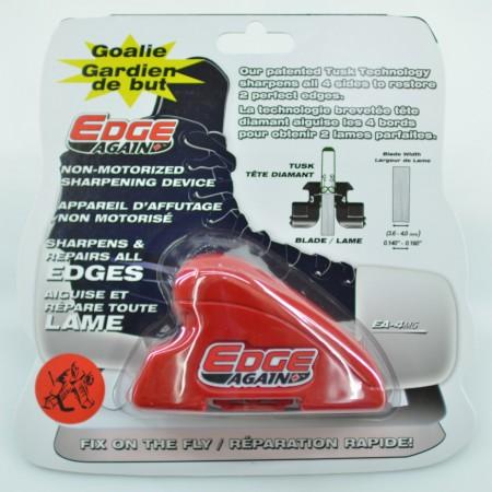 Edge Again - GOALIE Skate Sharpener EA-4MG