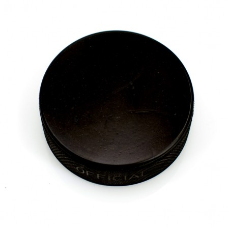 Pucks   Ice Hockey Puck - Official 163 gram