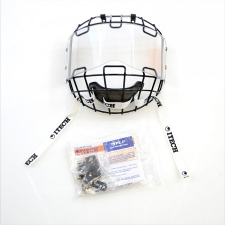 Helmets   Itech 915L Visor/Cage Combo