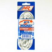 AR - Waxed Hockey Laces - Striker Skate Lace 108""