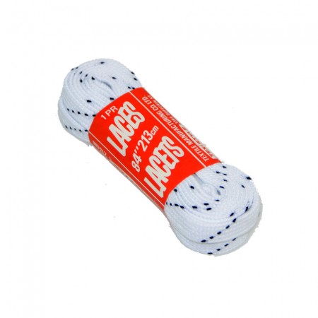 Skate Laces   Skate-Lace, WHITE LACE 75 ice skate and boot laces, hockey lace, boot lace, shoe lace