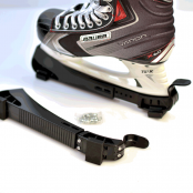 BLACK Step-in Skate Guards, Skate Protector, Skate Cover
