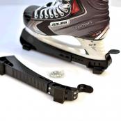 BLACK Step-in Skate Guards, Skate Protector, Skate Cover