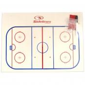 FULL RINK Jumbo Board, Ice Rink White Board