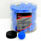 House Hockey Foam Balls, BLUE