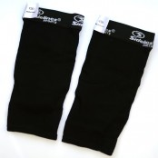 Shinnies Ice Hockey Shin Pad Socks, Elasticated shin pad strap sock