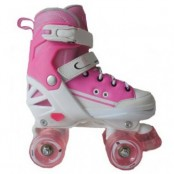 California Pro Kruz Children's Adjustable Quad Roller Skates