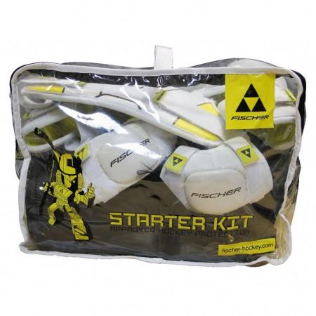"Fischer ICE HOCKEY YOUTH ""Starter Kit"", Beginners Hockey Kit"