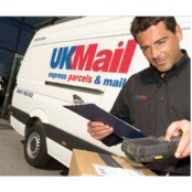Collection on Delivery, UKMAIL