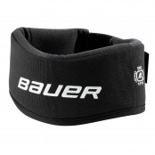 BAUER NG NLP7 Core Ice Hockey Neck Guard Collar - Black Collar - Throat Guard