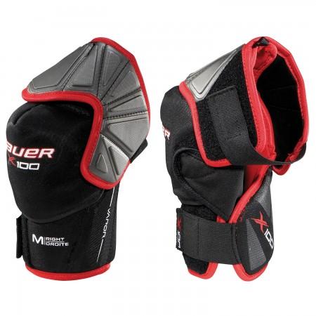 BAUER X100 | Ice Hockey Elbow Pad | Vapor X100 | UK
