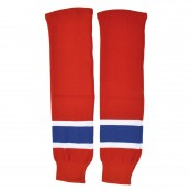 NHL Ice Hockey Socks - Montreal Canadiens RED /Blue /White