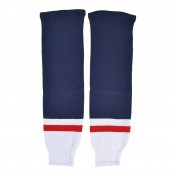 NHL Hockey Socks Washington Home and Away Colours