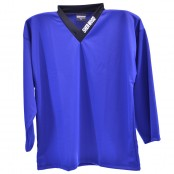 BLUE - Hockey Training Jersey, Ice Hockey Shirt, Training Top, Sports Jerseys
