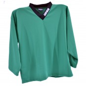 GREEN - Hockey Training Jersey, Ice Hockey Shirt, Training Top, Sports Jerseys