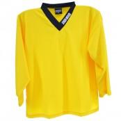 YELLOW - Hockey Training Jersey, Ice Hockey Shirt, Training Top, Sports Jerseys