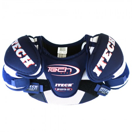 Itech SP155 YOUTH Ice Hockey Shoulder Pads , Youth Size 4-7 years