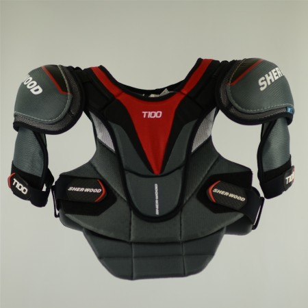 Sher-Wood T100 ICE HOCKEY SHOULDER PADS