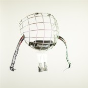 Hockey Face Cage, Wire Cage, CHROME Cage, Junior & Senior