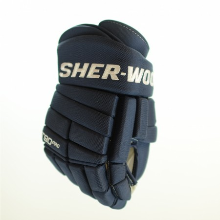 SHER-WOOD T90 PRO Ice Hockey Glove (NAVY)