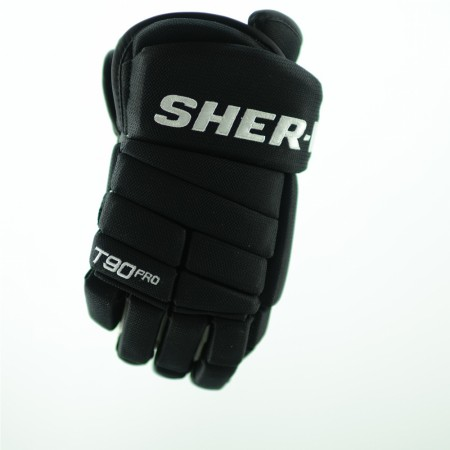 SHER-WOOD T90 PRO Hockey Glove (Black) 2015