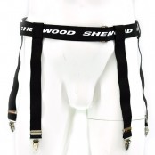 Sher-Wood Garter Belt, Ice Hockey Garter Belt, Sock Garter