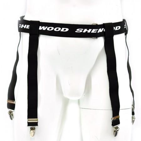 Sweats | Sher-Wood Garter Belt, Ice Hockey Garter Belt, Sock Garter