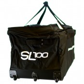 "BOX BAG, WHEELED SL700 , 42x20x20"" Hockey Bag, BIG KIT BAG with WHEELS"
