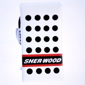 Sherwood T90 Blocker (white,red,black)