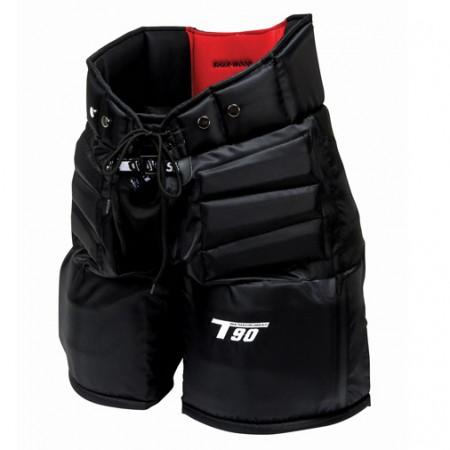 SHER-WOOD T90 GOALIE SHORT/ pant, Black
