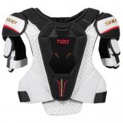 T120 Shoulder Pads, SHER-WOOD T120 Pro Ice Hockey Shoulder Pads