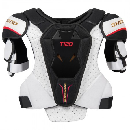 Ice Hockey Shoulder Pads, T120 Shoulder Pads, SHER-WOOD T120 Hockey Protection
