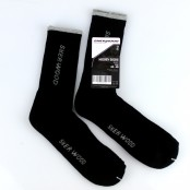 Ice Skate Socks, Black, Sher-Wood Pro Hockey Skate Socks, foot socks