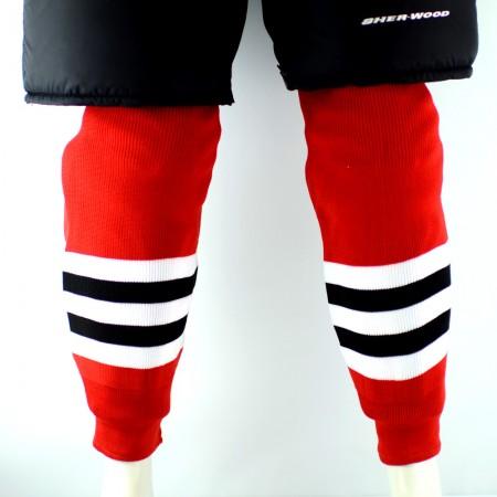 Sweats   Sherwood Hockey Socks - Chicago Blackhawks RED