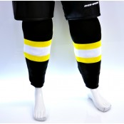 SHER-WOOD Hockey Socks - Boston Bruins Black, Ice Hockey Socks