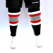 Sherwood Hockey Socks - Buffalo Sabres Black