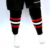 Sherwood Hockey Socks - Chicago Blackhawks Blk