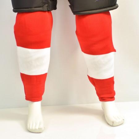 Sweats | Sherwood Hockey Socks - Detroit Redwings Red