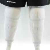 TPS Hockey socks WHITE junior, ice hockey socks