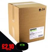 NEW GREENCORE PRO XT - Renfrew Black ProXT Cloth Tape, Stick Tape (case of 60 rolls)