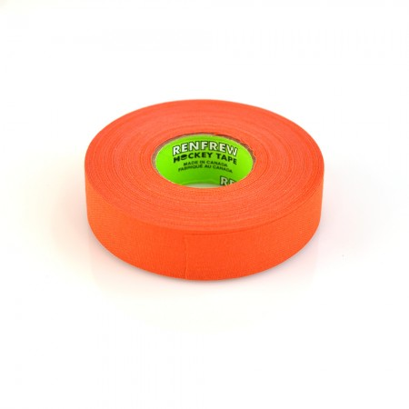 NEW BRIGHT ORANGE Ice Hockey Tape, Stick Tape, Greencore Tape, Cloth Tape