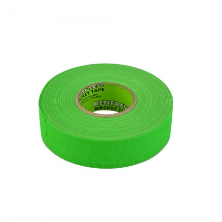 NEW BRIGHT GREEN Ice Hockey Tape, Stick Tape, Greencore Tape, Cloth Tape